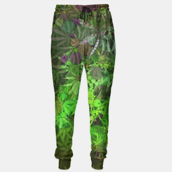 Thumbnail image of Ganja Forest  Sweatpants, Live Heroes