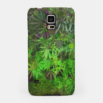 Thumbnail image of Ganja Forest  Samsung Case, Live Heroes