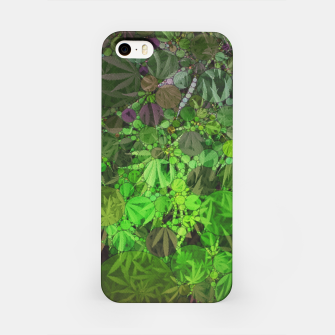 Thumbnail image of Ganja Forest  iPhone Case, Live Heroes