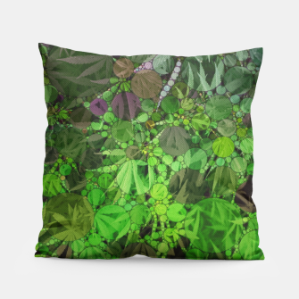 Thumbnail image of Ganja Forest  Pillow, Live Heroes
