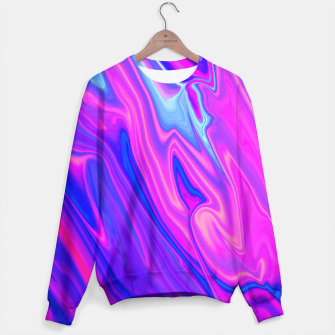 Thumbnail image of Paint The Sky Sweater, Live Heroes