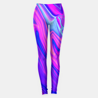 Thumbnail image of Paint The Sky Leggings, Live Heroes