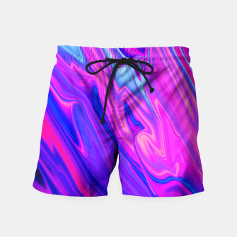 Thumbnail image of Paint The Sky Swim Shorts, Live Heroes