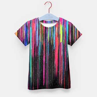 Thumbnail image of Drips Kid's T-shirt, Live Heroes