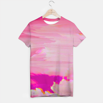 Thumbnail image of Blurry Sky T-shirt, Live Heroes