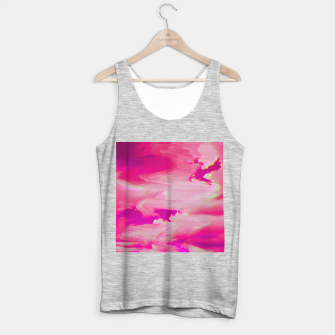 Thumbnail image of Blurry Sky Tank Top regular, Live Heroes