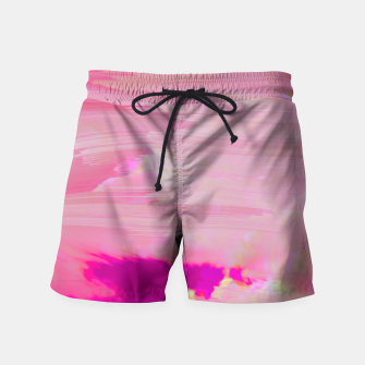 Thumbnail image of Blurry Sky Swim Shorts, Live Heroes