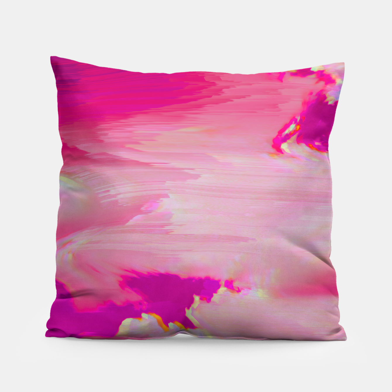 Image of Blurry Sky Pillow - Live Heroes