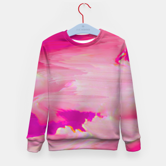Blurry Sky Kid's Sweater thumbnail image