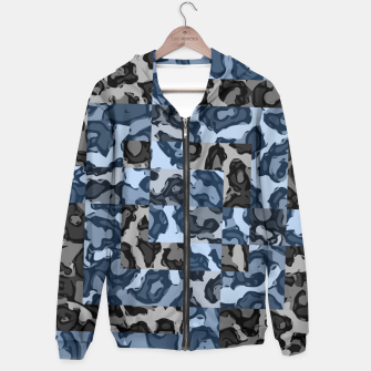 Thumbnail image of Blueberry Chettah  Hoodie, Live Heroes