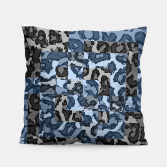 Thumbnail image of Blueberry Chettah  Pillow, Live Heroes