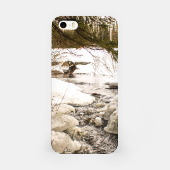 Thumbnail image of Tunnel Vision iphone case, Live Heroes