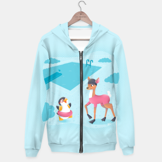 Thumbnail image of Swimming Pool Hoodie, Live Heroes