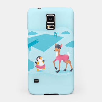 Thumbnail image of Swimming Pool Samsung Case, Live Heroes