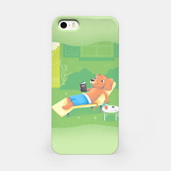 Thumbnail image of Chillin' iPhone Case, Live Heroes