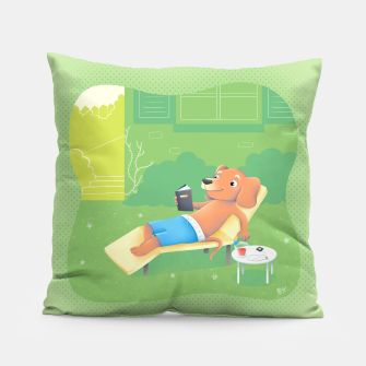 Thumbnail image of Chillin' Pillow, Live Heroes