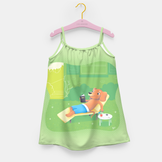 Thumbnail image of Chillin' Girl's Dress, Live Heroes