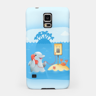 Thumbnail image of Phone Call Samsung Case, Live Heroes