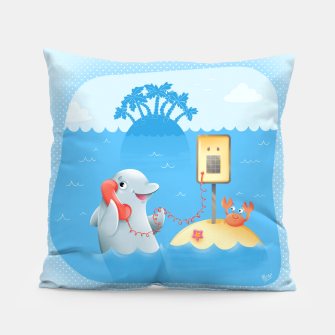 Miniature de image de Phone Call Pillow, Live Heroes