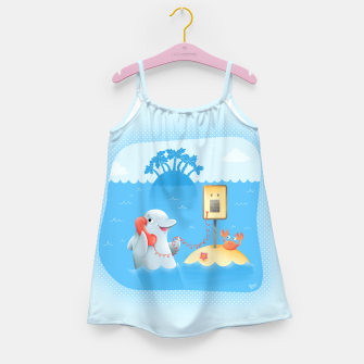 Miniature de image de Phone Call Girl's Dress, Live Heroes