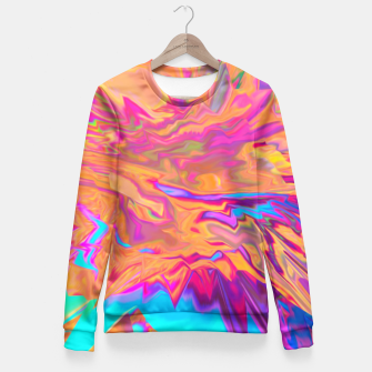 Culture Fitted Waist Sweater thumbnail image