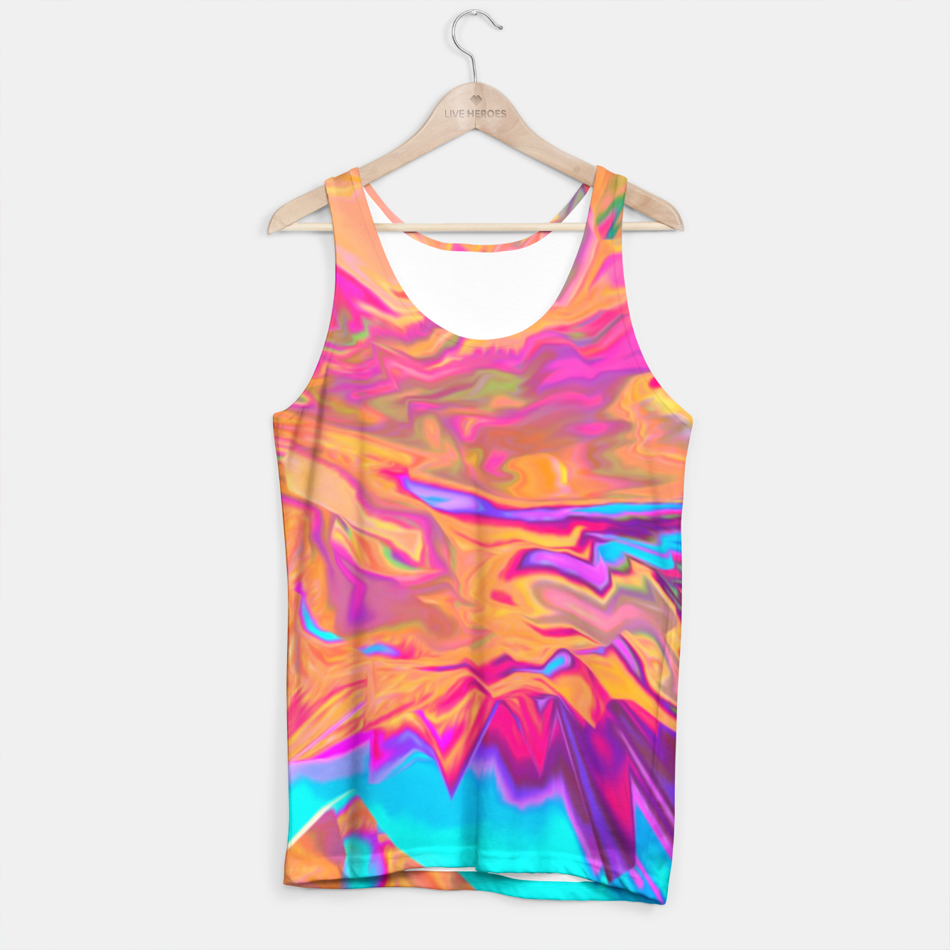 Image of Culture Tank Top - Live Heroes
