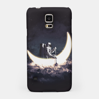 Thumbnail image of Moon Sailing Samsung Case, Live Heroes