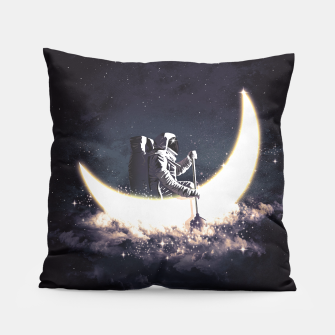 Thumbnail image of Moon Sailing Pillow, Live Heroes