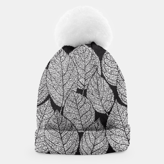 Thumbnail image of Leaves Beanie, Live Heroes