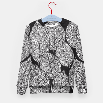 Thumbnail image of Leaves Kid's Sweater, Live Heroes