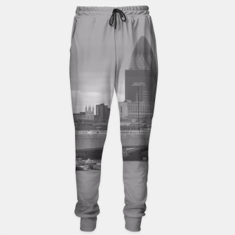 Thumbnail image of Black & White London  Sweatpants, Live Heroes