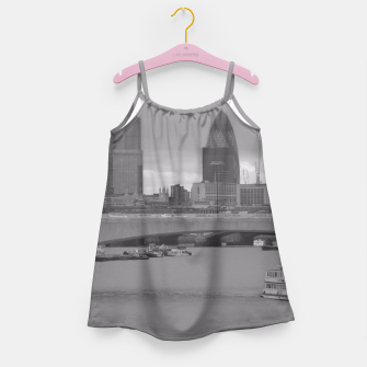 Thumbnail image of Black & White London  Girl's Dress, Live Heroes