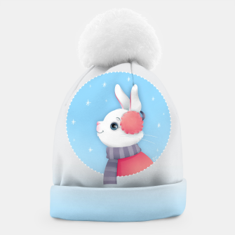 Thumbnail image of Snow Bunny Beanie, Live Heroes