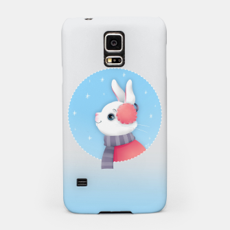 Thumbnail image of Snow Bunny Samsung Case, Live Heroes