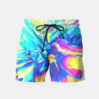 Thumbnail image of Split Swim Shorts, Live Heroes