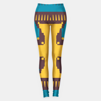 Thumbnail image of Bear Claw Leggings, Live Heroes