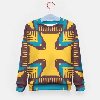 Thumbnail image of Bear Claw Kid's Sweater, Live Heroes