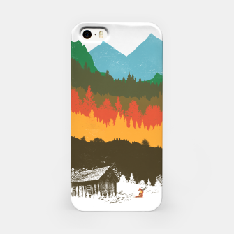 Thumbnail image of Hunting Season iPhone Case, Live Heroes