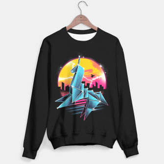 Miniatur The Silver Origami Sweater regular, Live Heroes