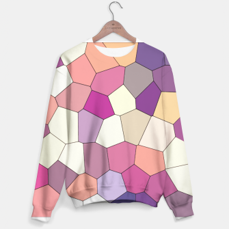 Thumbnail image of Retro COLORS Sweater, Live Heroes