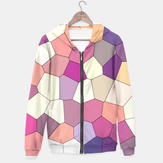 Thumbnail image of Retro COLORS Hoodie, Live Heroes