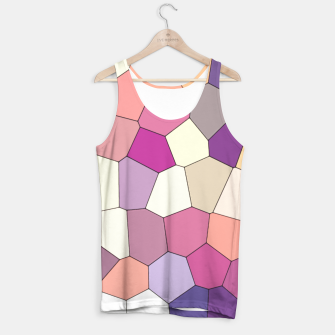 Thumbnail image of Retro COLORS Tank Top, Live Heroes