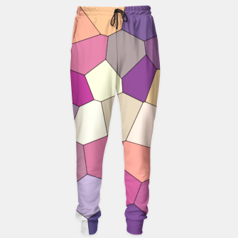 Thumbnail image of Retro COLORS Sweatpants, Live Heroes