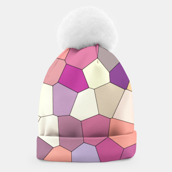 Thumbnail image of Retro COLORS Beanie, Live Heroes