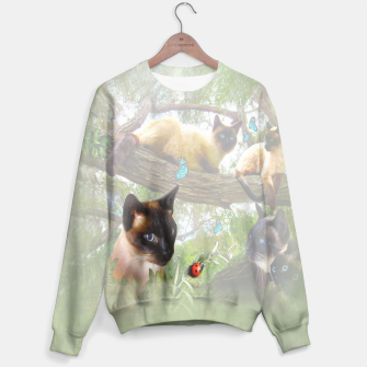 Thumbnail image of Sophie's Garden Sweater, Live Heroes