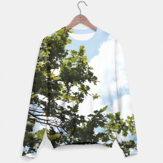 Thumbnail image of On the other side of the sky Sweater, Live Heroes