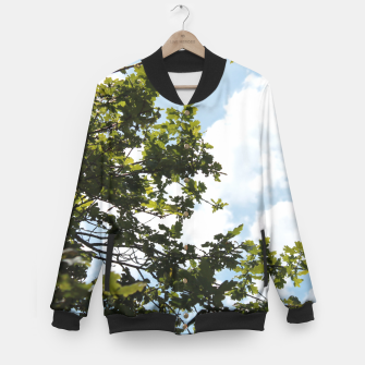 Thumbnail image of On the other side of the sky Baseball Jacket, Live Heroes
