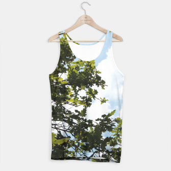 Thumbnail image of On the other side of the sky Tank Top, Live Heroes