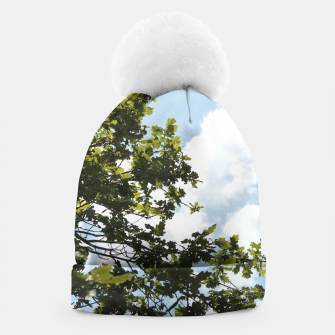 Thumbnail image of On the other side of the sky Beanie, Live Heroes