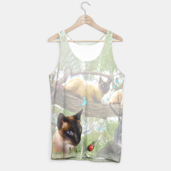 Thumbnail image of Sophie's Garden Tank Top, Live Heroes